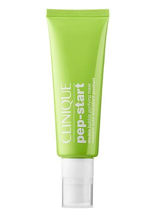 Clinique pep-start double bubble mask