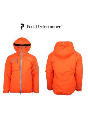 ✅горнолыжная куртка peak performance