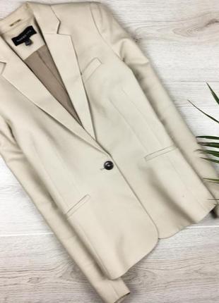 Крутой приталенный пиджак/жакет/блейзер mango