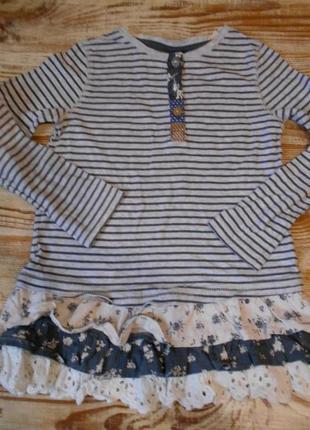 Шикарное платье на девочку-3-4 года