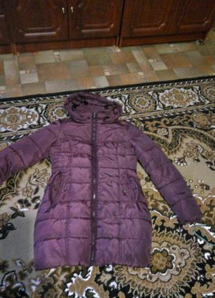 Теплая куртка 48 р