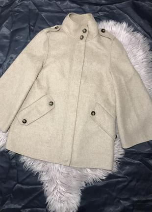 Zara пальто пиджак