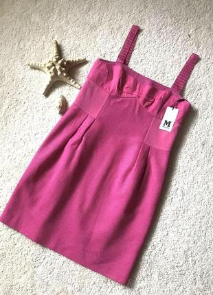 M missoni. платье от люксового бренда италия