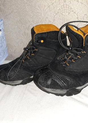 Офигенные термо ботинки 38/38.5