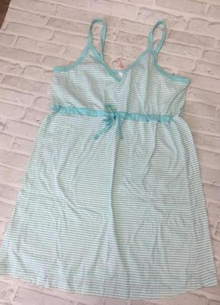 Домашнее платье, ночнушка sleep р. 46/48 новое