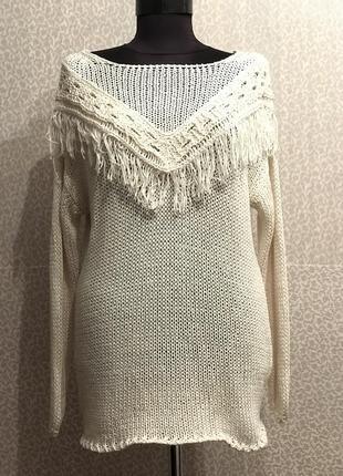 Красивейший оригинальный свитер