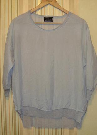 Шелковая блуза malene by birger