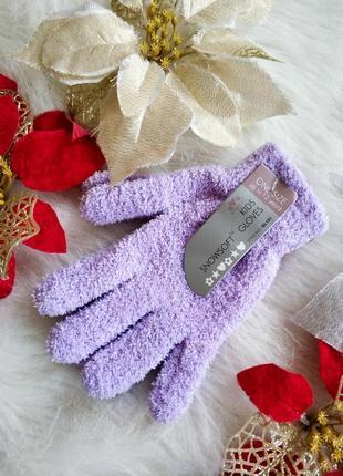 Нові м'якенькі рукавички для дівчинки 12 років kids snowsoft gloves