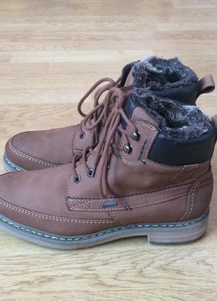 Зимние ботинки fretz men швейцария с мембраной gore-tex 40 размера