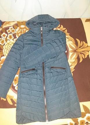 Розпродаж!!!!!удлиненная курточка приталенного кроя