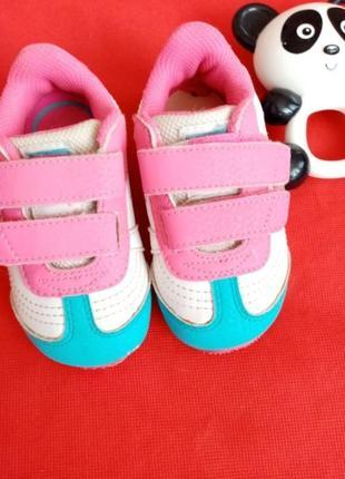 Кроссовки для стильной крошки!puma