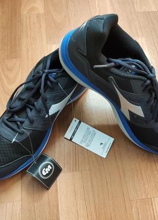 Новые качественные мужские кроссовки, чоловічі кросівки, бренд diadora, италия