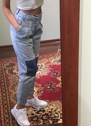 Винтажные джинсы бойфренды