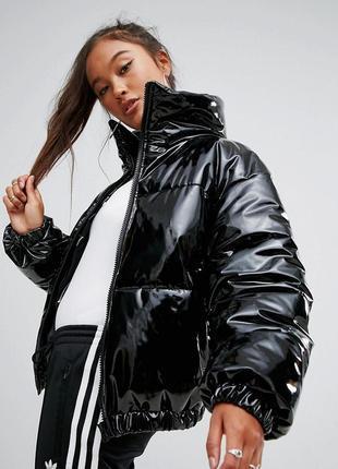 Крутая легкая теплая куртка пуховик fishbone р. 46-48 (l) германия