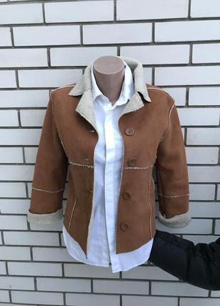 Красивая,тоненькая,легкая дубленка,куртка меховая