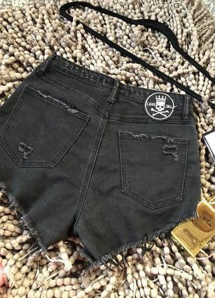 Крутые джинсовые шорты mom tally weijl