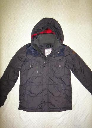Зимняя теплая мужская куртка america today р. 46 нидерланды