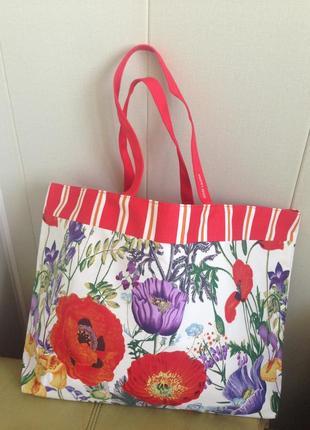 Estee lauder большая пляжная сумка / оригинал!