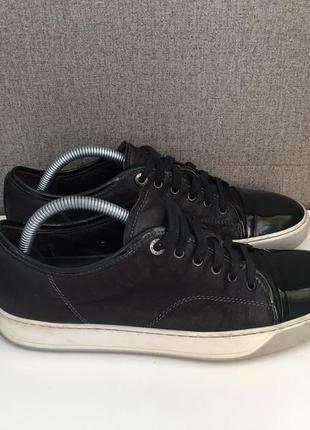 Чоловічі кросівки lanvin мужские кроссовки кеды