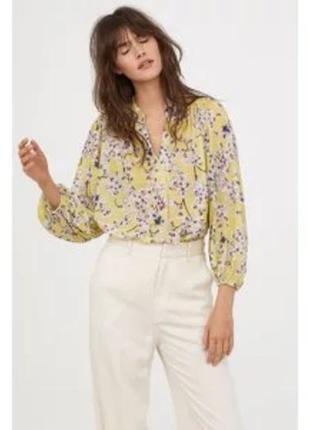 Супер блуза,для шикарной девушки.anna glover h&m
