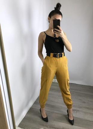 Крутые актуальные брюки карго!