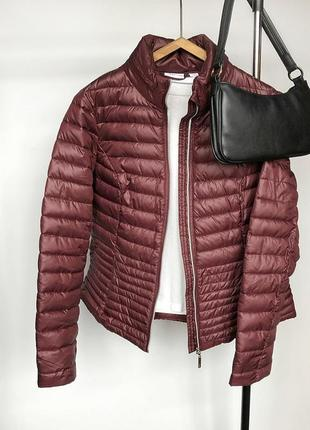 Обалденная теплая стеганая куртка trend one