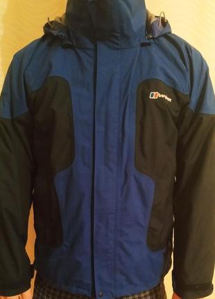 Куртка berghaus бергахус