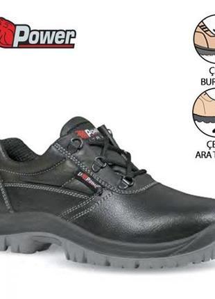 Фирменные ботинки u. power р. 37