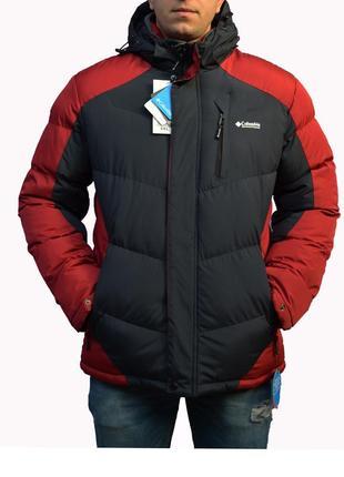 Стильная змняя куртка columbia