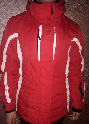 Зимняя лыжная термо куртка crane