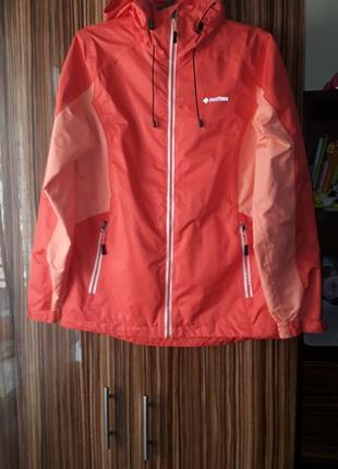 Термокуртка crivit protrek размер 40, наш 48