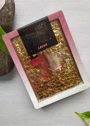Красивенный набор crush  victoria secret в подарочной упаковке