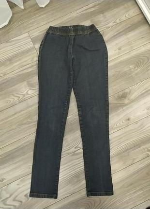 Джеггинсы скини лосины леггинсы джинсовые