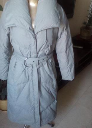 Пальто- пуховик sela