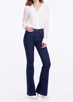 Новые брендовые джинсы клёш с бирками armani jeans (оригинал) dolce&gabbana
