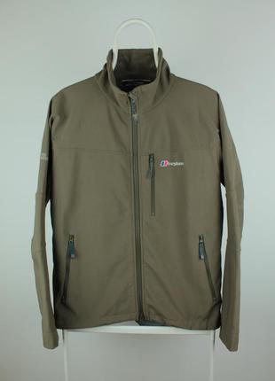 Оригинальная курточка berghaus elements softshell