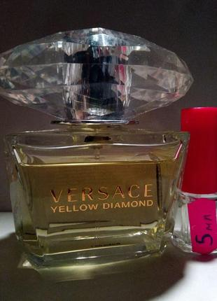 Versace yellow diamond 5 мл.