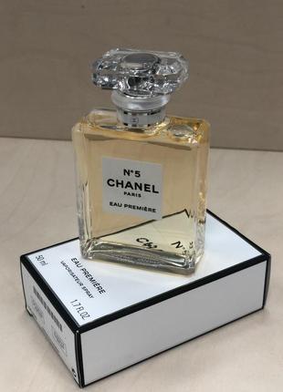 Chanel 5 eau premiere оригинал 50 ml