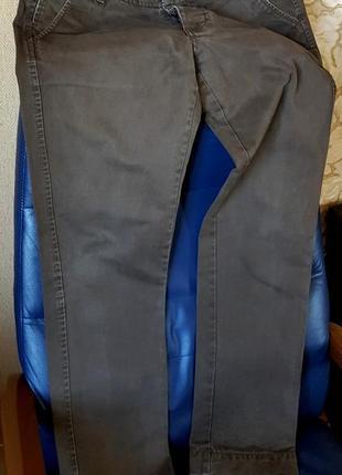 Премиальные коттоновые брюки nn07 дания