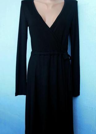 Платье с пояском h&m