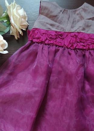 Фирменнное нарядное платье