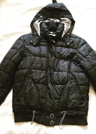 Куртка парка authentic