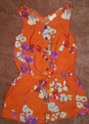 Ромпер комбинезон летний платье