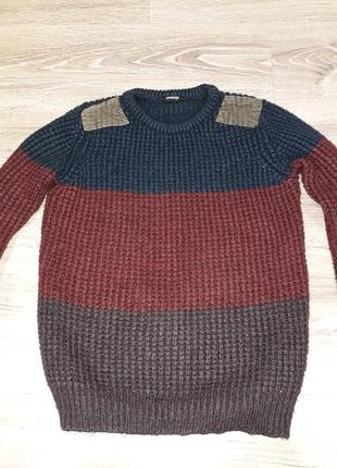 Теплый свитер george 134 р.