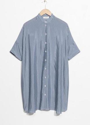 Платье-рубашка other stories 0244810002