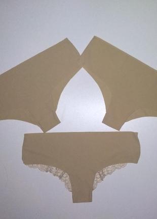 Комплект безшовних трусиків esmara lingerie.