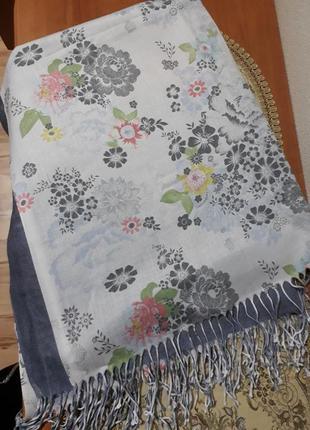 Шарф платок шаль