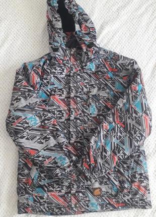 Лыжная куртка на подростка iguana