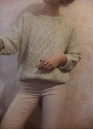 Теплый светер