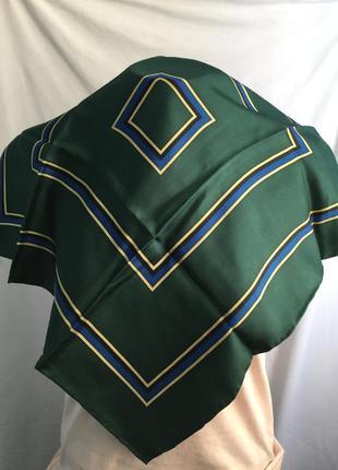 Маленький шелковый платок roberto roma, роуль